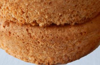 Идеальный классический бисквит из трех ингредиентов - Простой пошаговый рецепт в домашних условиях