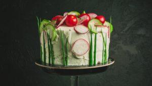 Бутербродный торт рецепт закуски (15)