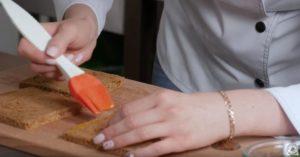 Бутербродный торт рецепт закуски (2)