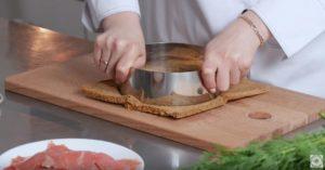 Бутербродный торт рецепт закуски (4)