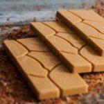 Делаем карамелизированный шоколад