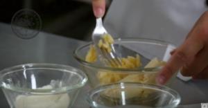 Домашний банановый зефир 1