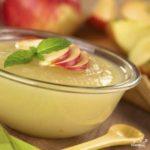 Яблочное пюре для идеального зефира