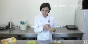 Яблочное пюре для идеального зефира 9