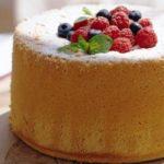 Классический рецепт бисквита с крахмалом Идеальный бисквит для торта