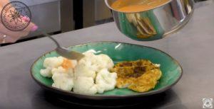 Отбивная из куриной грудки с цветной капустой - простой пошаговый рецепт в домашних условиях