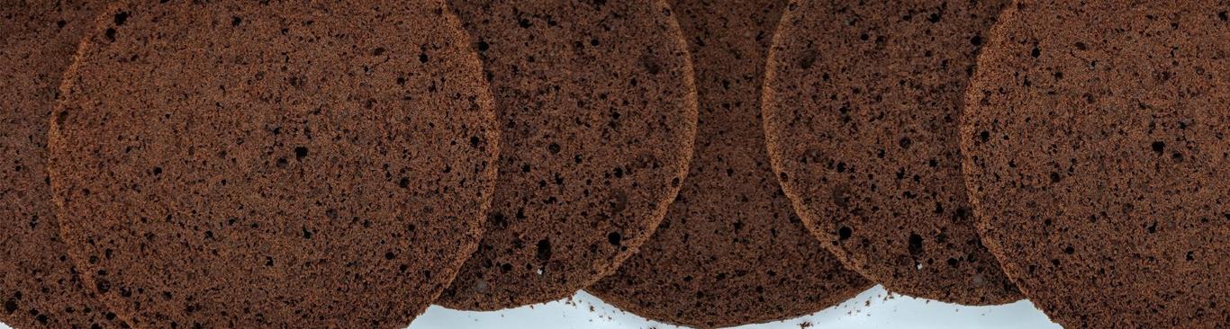 Невероятно шоколадный бисквит/ Бисквит который всегда получится/ Простой рецепт приготовления
