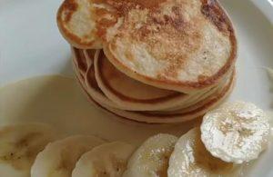 Сырники банановые с творогом (Шаг 7)