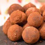 Трюфельные конфеты/ трюфель карамельный и коньячный трюфель/ простой рецепт приготовления трюфеля