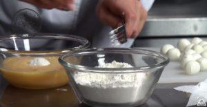Вкусная закуска крокеты / 3 вида начинок /простой пошаговый рецепт приготовления в домашних условиях
