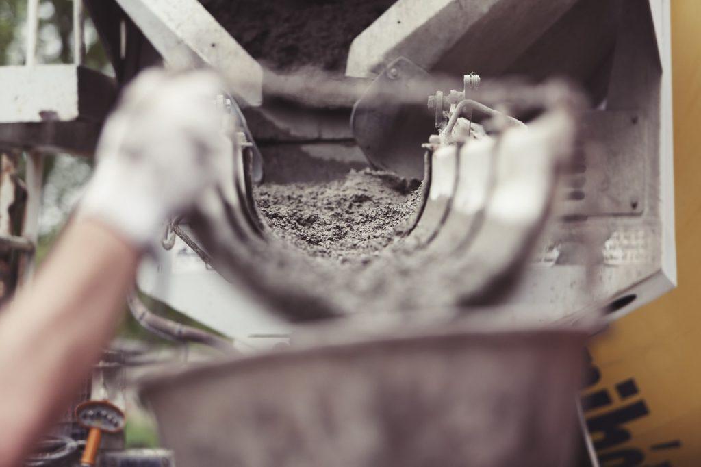 Хобби с бетонным основанием