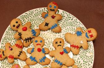 Печенье с розмарином памятное