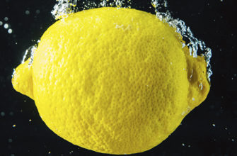 Лимон натощак