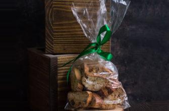 Печенье Бискотти рецепт в домашних условиях