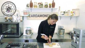 тарталетки на песочном тесте с карамелью и орехами 6