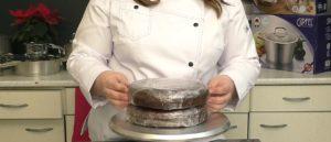 Шоколадный классический рецепт бисквита.