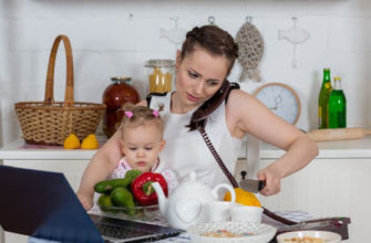 Тайм-менеджмент молодой мамы