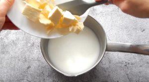 Заварного пирожного с кремом пломбир (2)