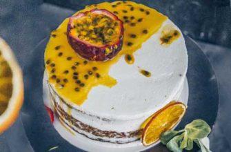Рецепт морковного торта пп