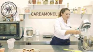 Шоколадные капкейки с банановым кремом пп рецепт. (7)