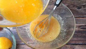 Брауни лимон.(4)