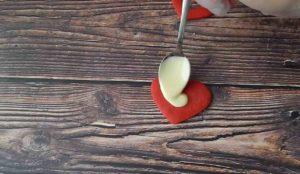 Рецепт печенье с любовью (8)