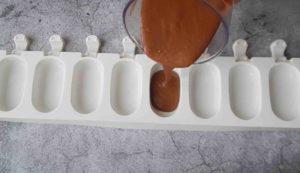 Шоколадное пирожное веган (3)