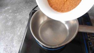 Апельсиновая карамель без лактозы (1)