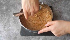 Карамельный чизкейк без выпечки.(4)