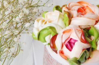 Цветы украшения для пасхального кулича (0)