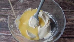 Пасхальный пп кулич без дрожжей, без сахара с глазурью(2)