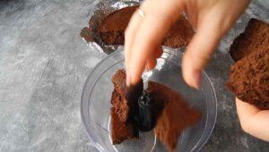 Пирожное картошка без сахара.(9)