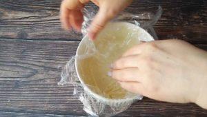 Приготовим глазурь без сахара.(4)