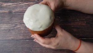 Приготовим глазурь без сахара.(5)
