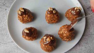 Рецепт пирожного муравейник пп за 10 минут(4)