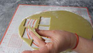 Вкусный рецепт домашнего печенья с начинкой.(8)