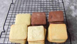 Вкусный рецепт домашнего печенья с начинкой.(9)