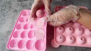 Зефирные конфеты ручной работы(5)
