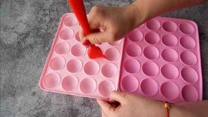 Зефирные конфеты ручной работы(7)