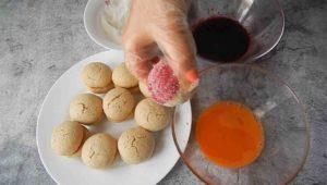 Пирожное персики вкус детства (10)
