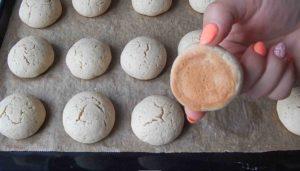 Пирожное персики вкус детства (6)