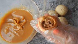 Пирожное персики вкус детства (9)
