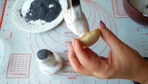Грибы. рецепт печенья из детства (11)