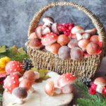 Готовим зефирные грибочки (0)
